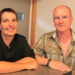 Sandrine et Joël DORIGNY, restaurateurs