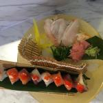 Yuri Cottage is a new sushi bar and tearoom in 21-23 Commercial Road, Southampton. SO15 1GF.