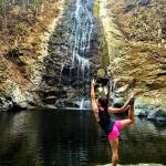 Montezuma Yoga is just a short hike to Montezuma Falls.