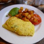 Avenues of the America Classical Omelette