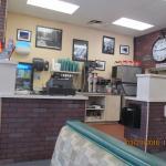 Cashier/ drink area
