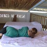 Parte de loft, 2 camas unipersonales