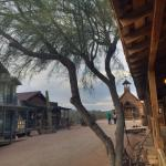 Goldfield Ghost town, 30 minutes away