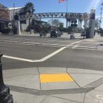 Jack London Pier, Oakland Ca