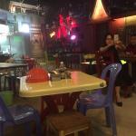 Thai Street Atmosphere