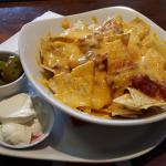 These nachos were the closest thing to Tex-Mex I had on our 2-week UK trip. I'm From Texas.