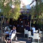 Fishbone Cafe Foto