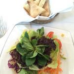 Pizzeria Romantica - Gemischter Salat