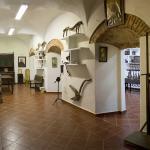 Sala con objetos personales
