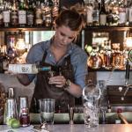Bartender in mix