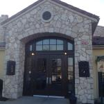 Macaroni Grill - front entrance