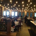 Macaroni Grill - dining room