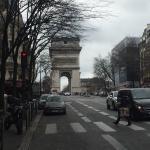 Hotel Arc de Triomphe Etoile Foto