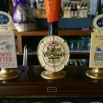 Choice of cask ales on @ the Sydney Arms!