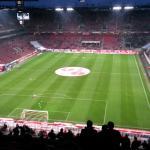 Heimspiel gegen Eintracht Frankfurt (13.2.16)
