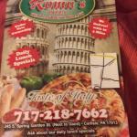 Roma's Pizza resmi