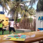 Anima Praia - espaço/loja com melhor estrutura, aula de zumba gratuita