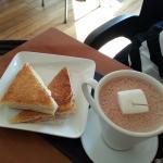 Star Click Cafeの写真