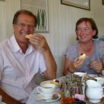 The Poplars Tea Room Foto