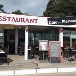 restaurant Côte et Plaisance