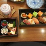 Bento Lunch combination