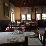 Comedor del restaurant