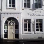 Weinhaus Eingang