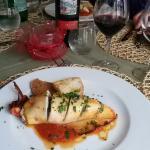 Come sempre ospitalità ineccepibile..ogni piatto eccellente : praticamente il mare nel piatto, p