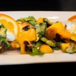 Green and Gold Benedict