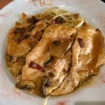 Chicken Marsala Entree
