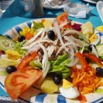 Best Tuna salad I've had.