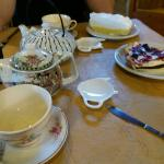 El Candil Casa de té