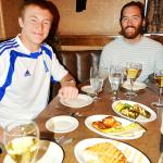 Greek Independence Day at Caspian Cafe