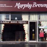 Murphy Browns New Signage