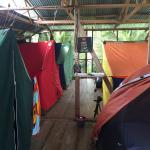 Photo de Hostal Camping la Y Griega