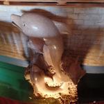 Koi Pond Sculpture