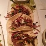 Mai Mai tacos grilled are the better choice. Yum!