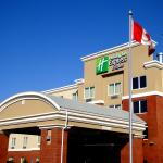 Photo de Holiday Inn Express Hotel And Suites Fort Saskatchewan