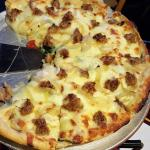 Rhino Pizza - we loved it.