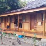 Penginapan model lodge