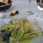 Caesar Salad for two and Chateaubriand