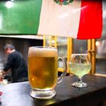 Margheritas and Beer is popular here