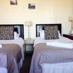 Twin or king bedded room