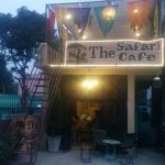 The Safari Cafe