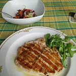 Ottimo pranzo con vista