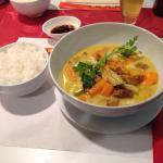 Der Klassiker... vietnamesisch Curry