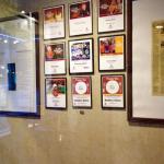 Bombay Bistro has received many culinary awards.