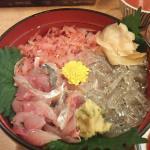 Foto de Local Sushi & Uogashi Set  Meal Restaurant Kamome-maru