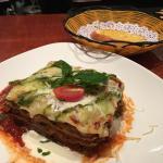 minced beef lasagne