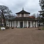 Weisser Pavillon